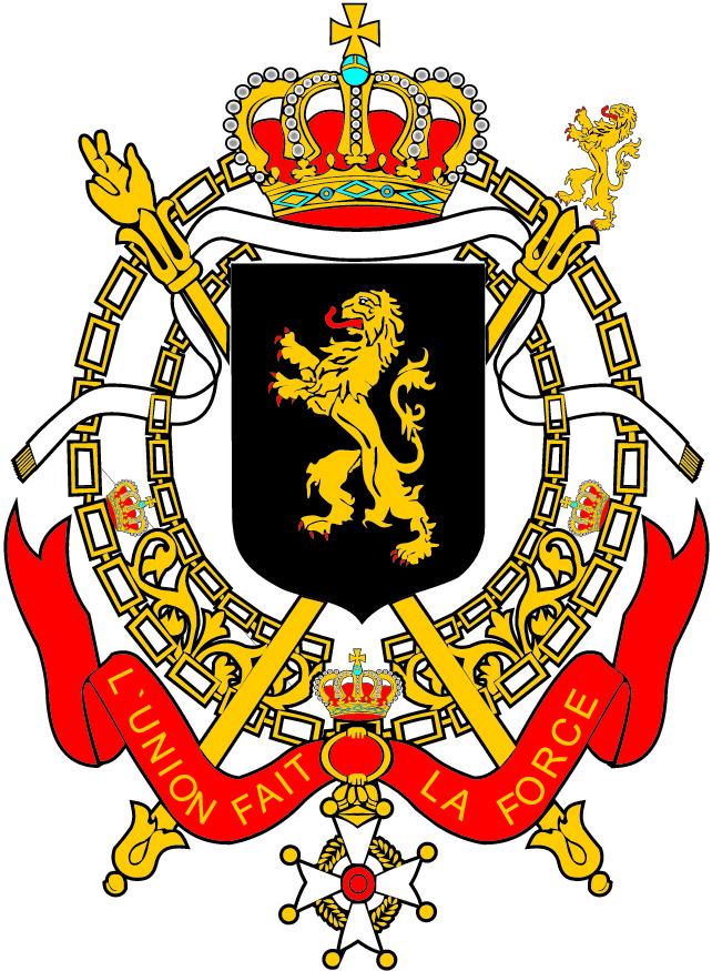 бельгия герб фото