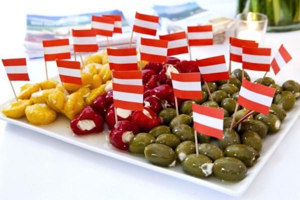 Кухня австрии рецепты